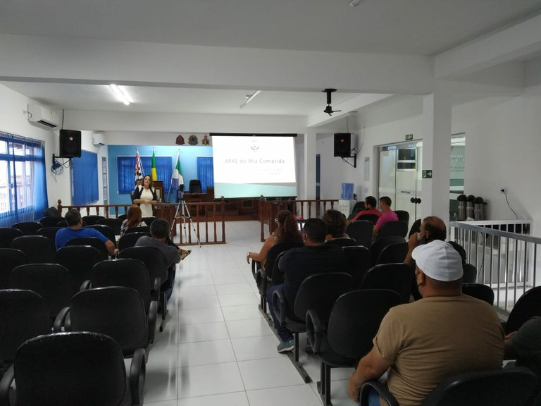 Reunião da Equipe Técnica/Pedagógica/Administrativa da APAE com os Vereadores da CMIC (25/Fev21).