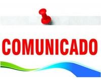 COMUNICADO: Suspensão temporária do atendimento público e deliberações plenária.