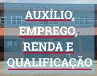 Câmara Municipal APROVA Programa de Trabalho, Renda e Qualificação, para proteção as famílias em estado de vulnerabilidade como medida de enfrentamento ao Covid-19.