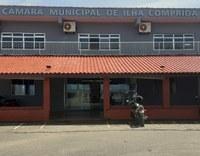 Câmara Municipal deu posse ao Vereador Fabiano Pereira, nesta segunda-feira.