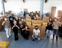 Coronavírus - Prefeitura define cronograma de entrega dos produtos doados pela Nestlé aos estudantes da creche ao quinto ano.