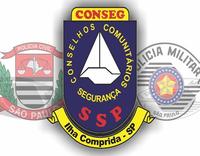 Reunião do Conselho Comunitário de Segurança - CONSEG.