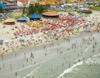 Réveillon: Veja a situação das praias de Ilha Comprida e Iguape para o Ano Novo